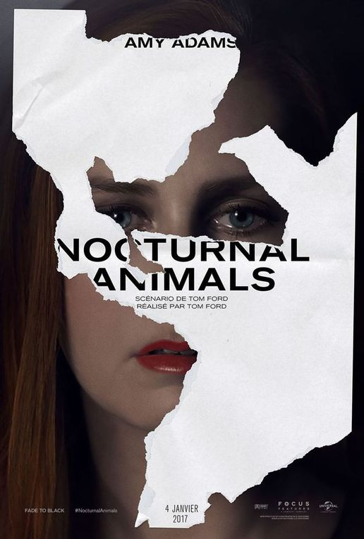 AMY ADAMS ET JAKE GYLLENHAAL &quot&#x3B;NOCTURNAL ANIMALS&quot&#x3B; (BANDE-ANNONCE)