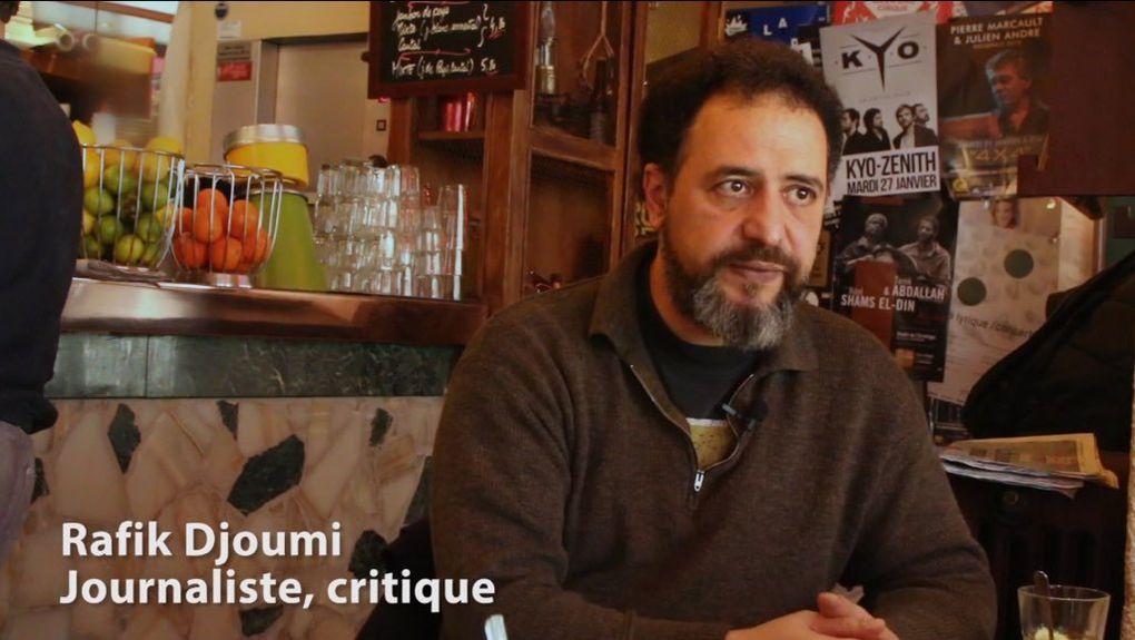 INTERVIEW: MAXIME SOLITO POUR LE DOCUMENTAIRE &quot&#x3B;LES CINÉPHILES&quot&#x3B;