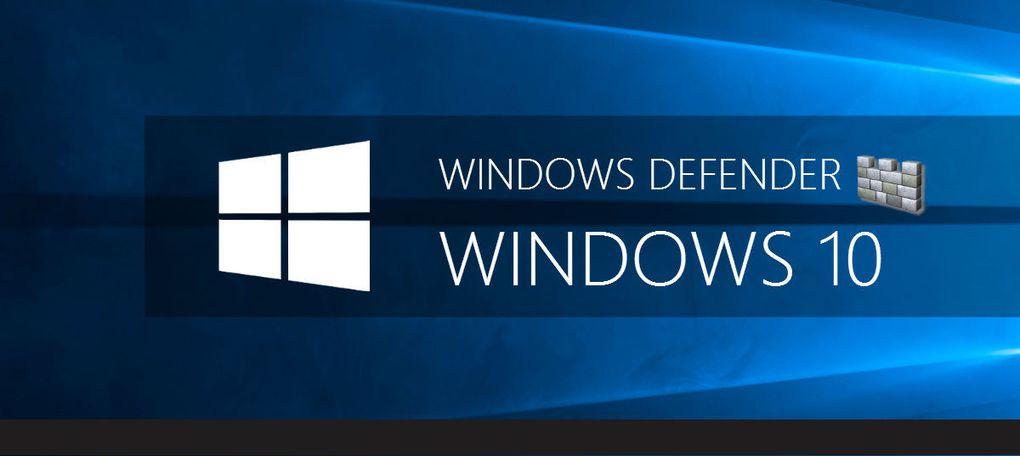 Activer-Désactiver Windows Defender via la stratégie de groupe ou le registre