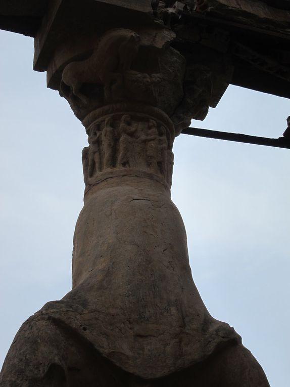 Les Hauteurs de Cavaliéres et le temple d'Hercule