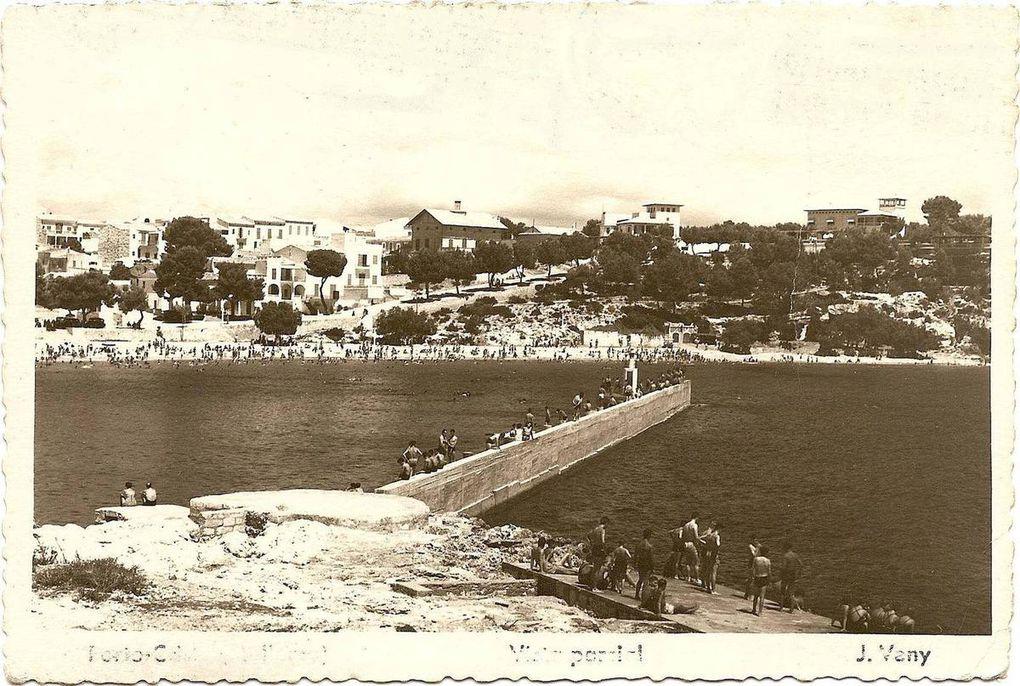 Porto Cristo, fotos antiguas, algunas de Joan Riera Bordoi
