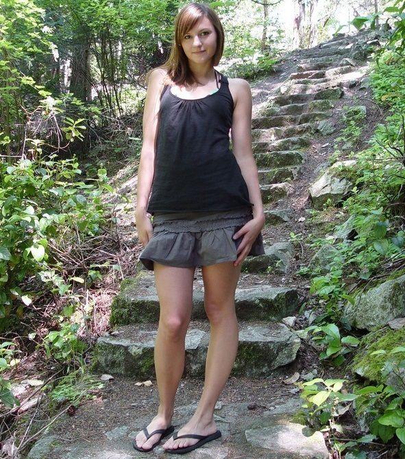 Modele Charme dont les photos sont utilisées par les brouteurs dans des arnaques aux sentiments