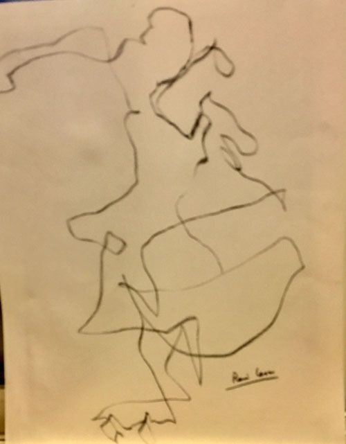 cliquez sur l'image. Vous verrez un diaporama: &quot&#x3B;la danseuse de Flamenco&quot&#x3B;