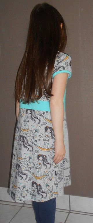 une robe &quot&#x3B;princess castle&quot&#x3B;