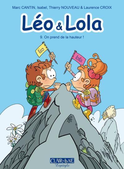 Léo et Lola en roman illustré