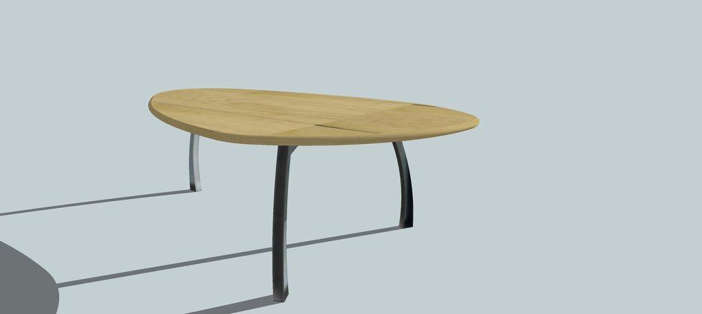 """Table à manger """"GaleT"""""""