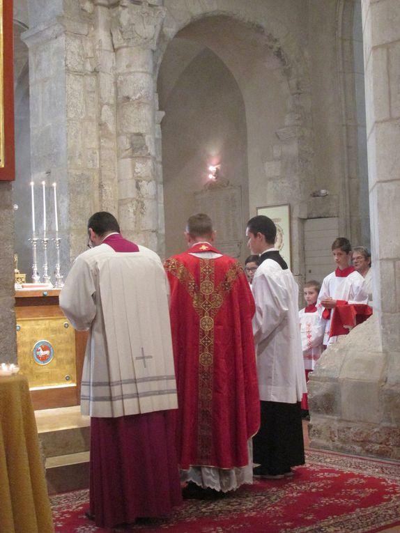 Messe de la Pentecôte 2016