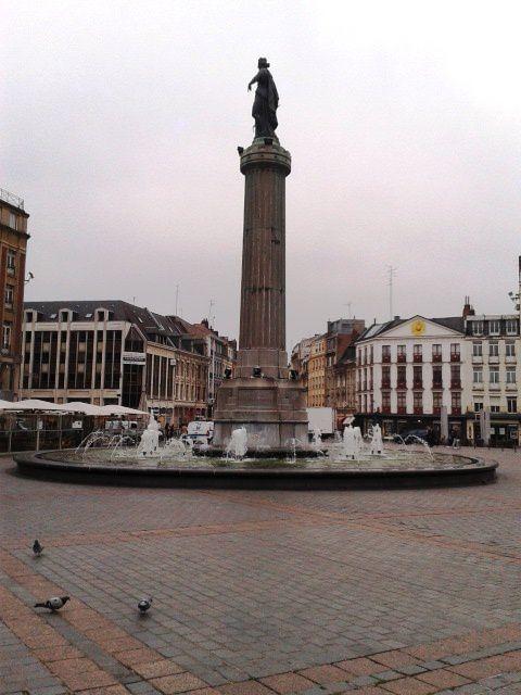 Voyages à Lille !
