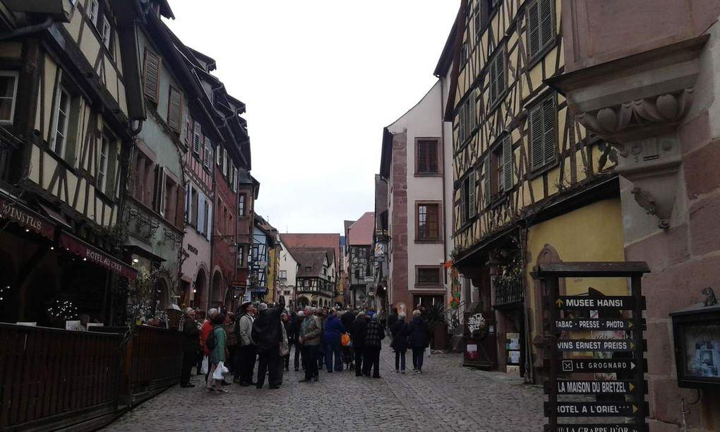 Un week-end en Alsace !
