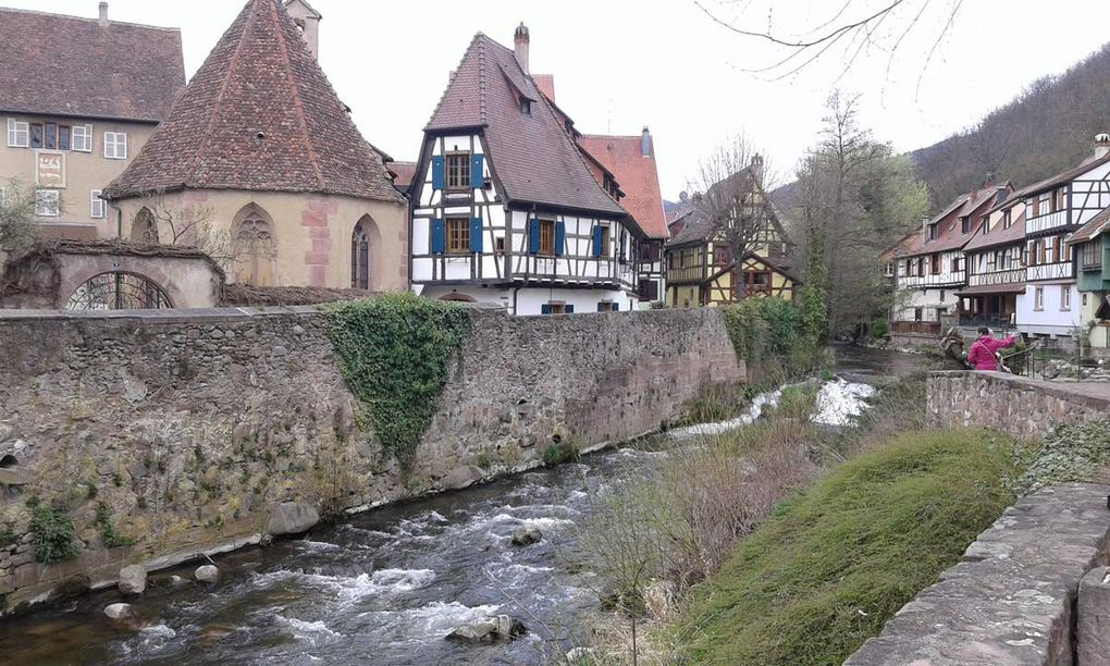 Un week-end en Alsace !