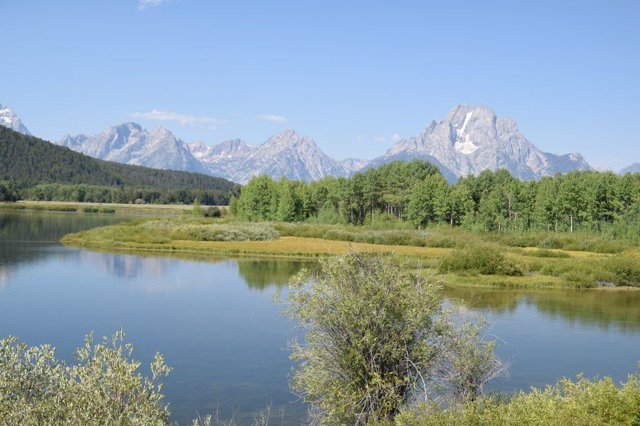 Owbow bend