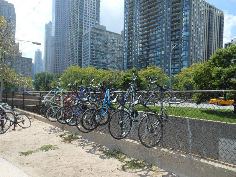 Chicago le temps d'un week-end