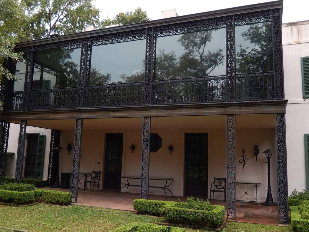 BAYOU BEND : le musée des Arts américains