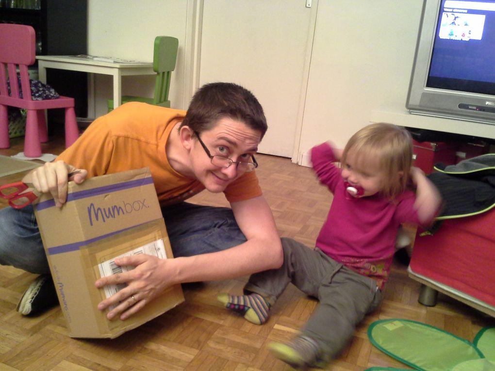 [Test] Papa Online ! a testé pour vous... la BB Mum Box (Avis de Mamans)