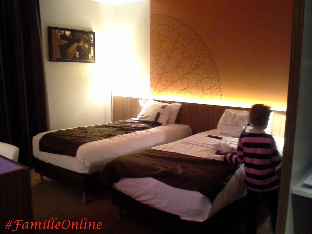 [Test] Papa Online ! a testé pour vous ... l'hôtel Holiday Inn de Reims (100% famille)