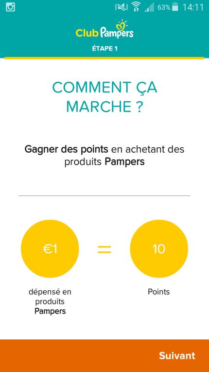 [Concours] Découvrez l'application &quot&#x3B;Club Pampers&quot&#x3B; (+ concours : des cadeaux avec Photobox et Famili)