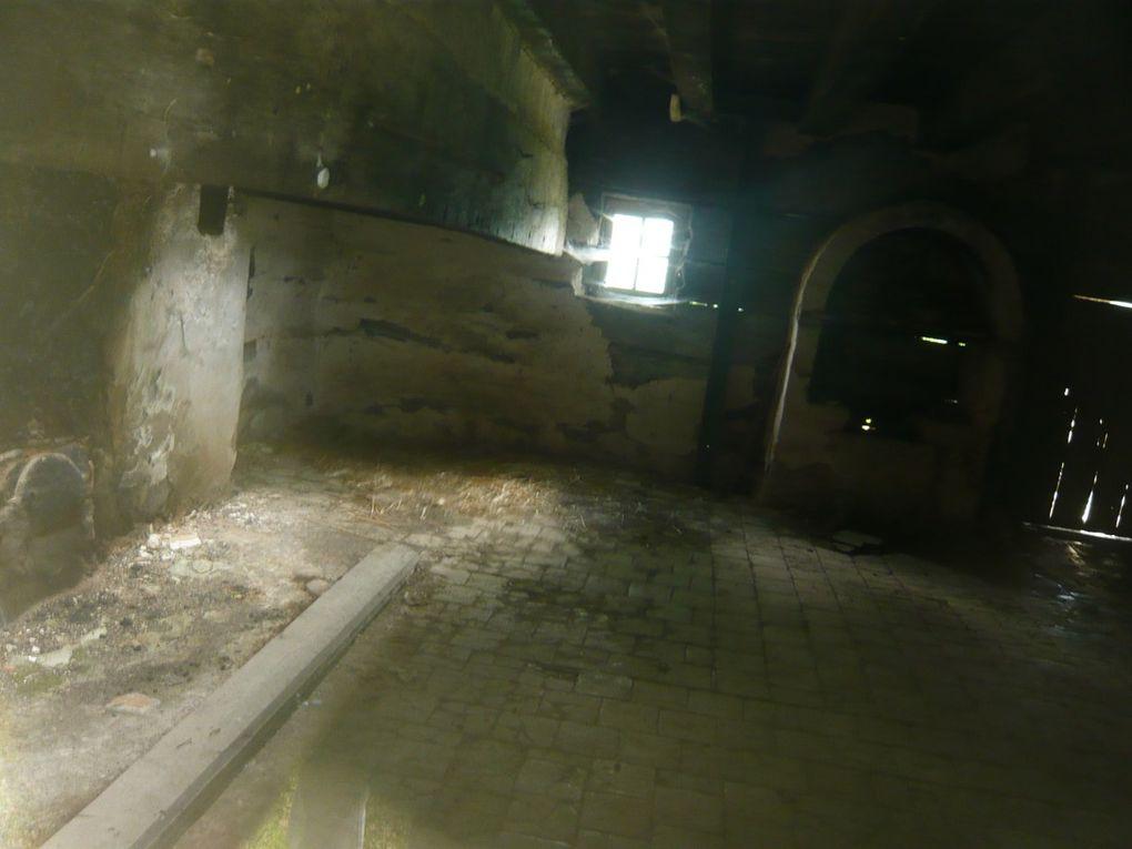 Maison à empilages en Périgord