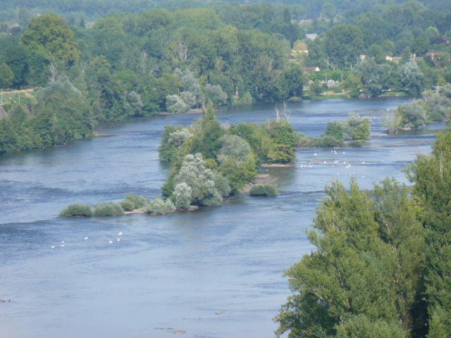 Les mots de la rivière Dordogne