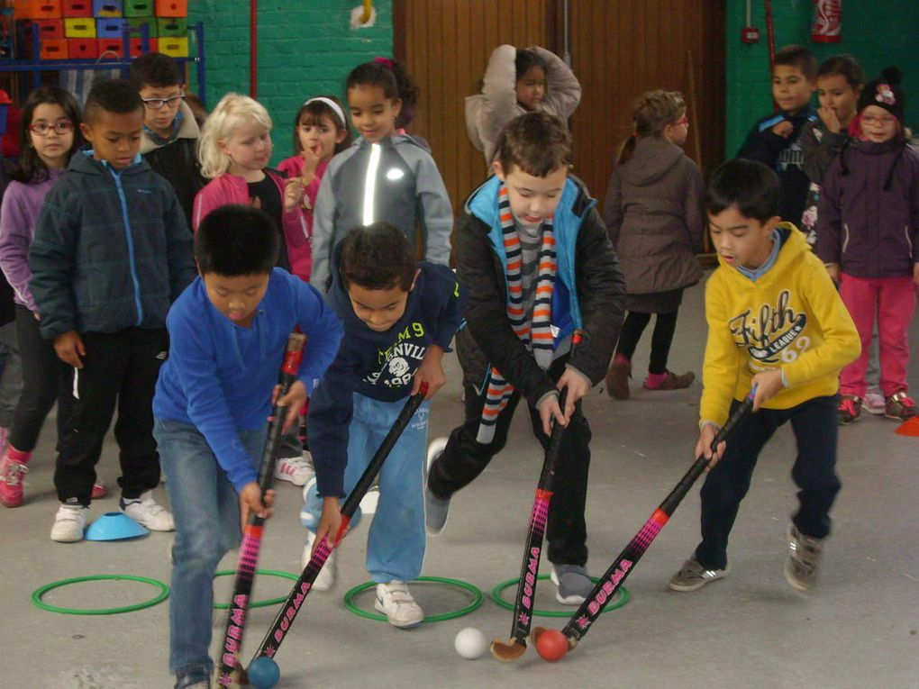 Le hockey (Ce1)