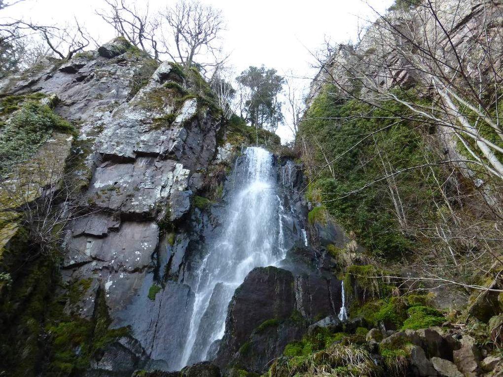 Diaporama : la cascade du Nideck à la fin de l'hiver 2015 ...