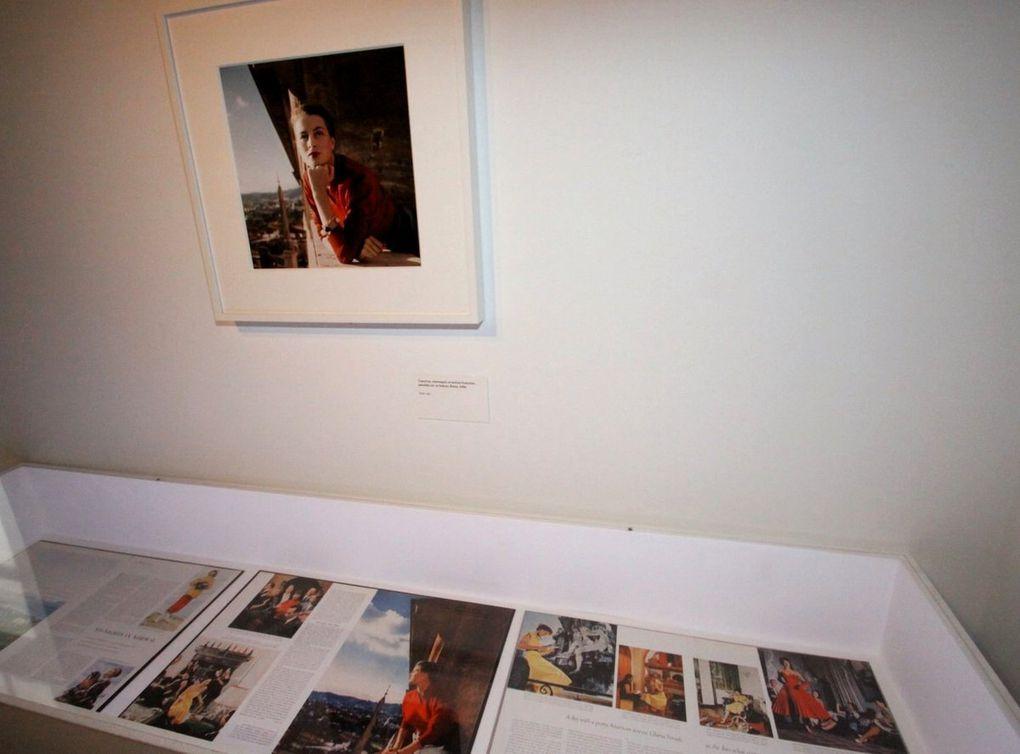 ''Robert Capa et la Couleur'', exposition au Château de Tours