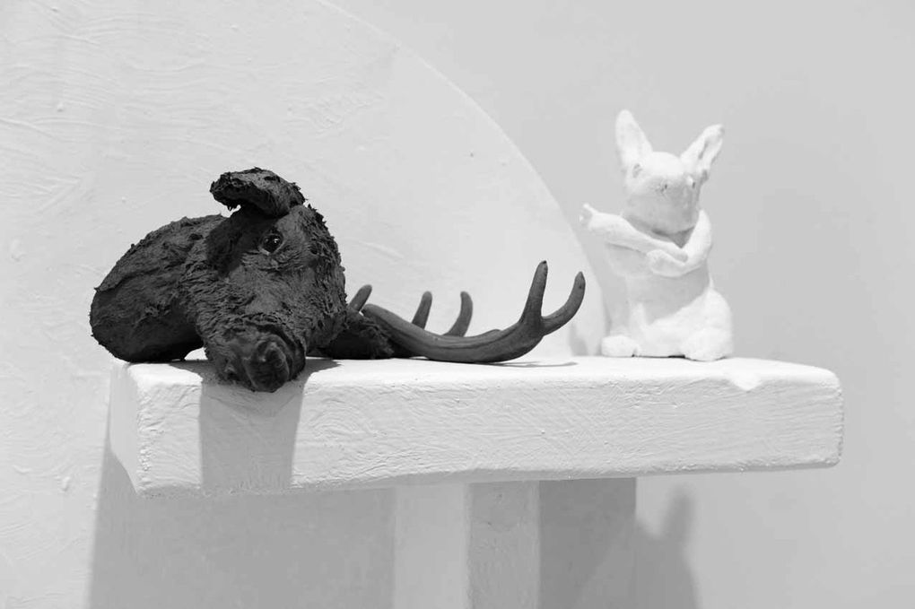 Mark Brusse. Galerie Louis Carré. 2013