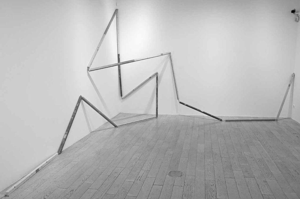 Cordy Ryman. Galerie Zürcher. 2015