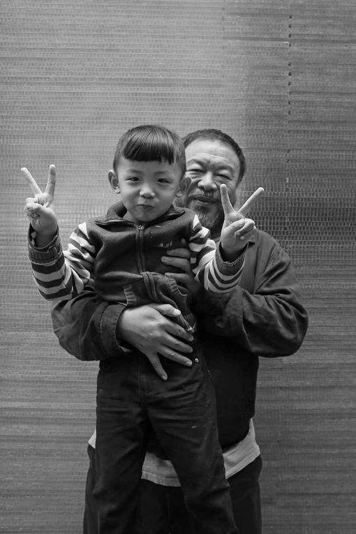 Elodie Brosseau, Ai Weiwei, Wang Keping, Xia Xing, He Yunchang