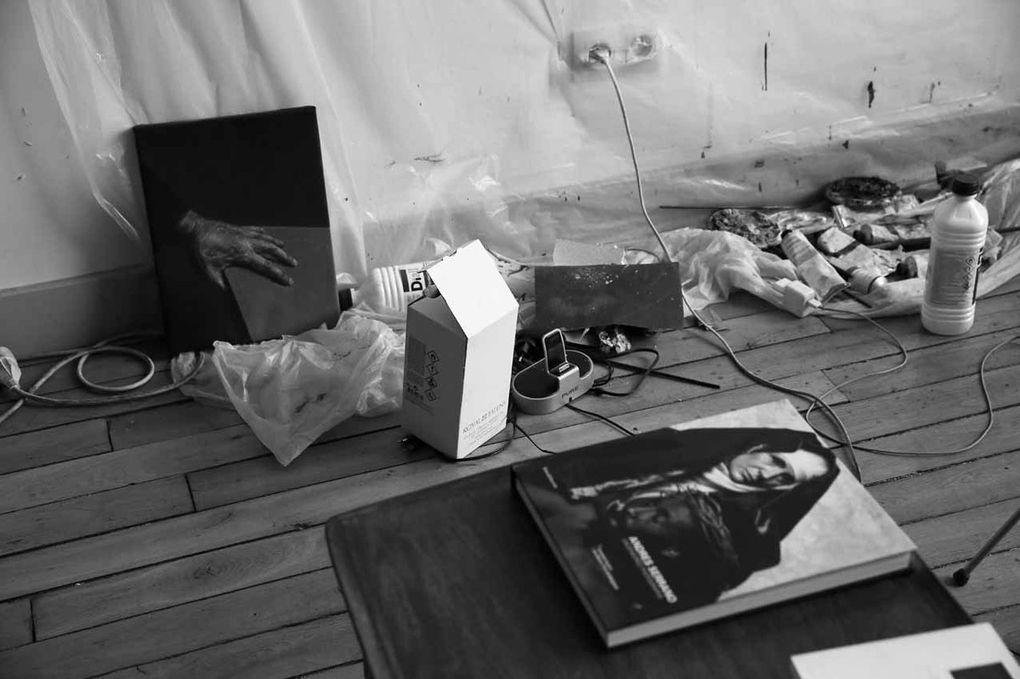 Atelier de Youcef Korichi
