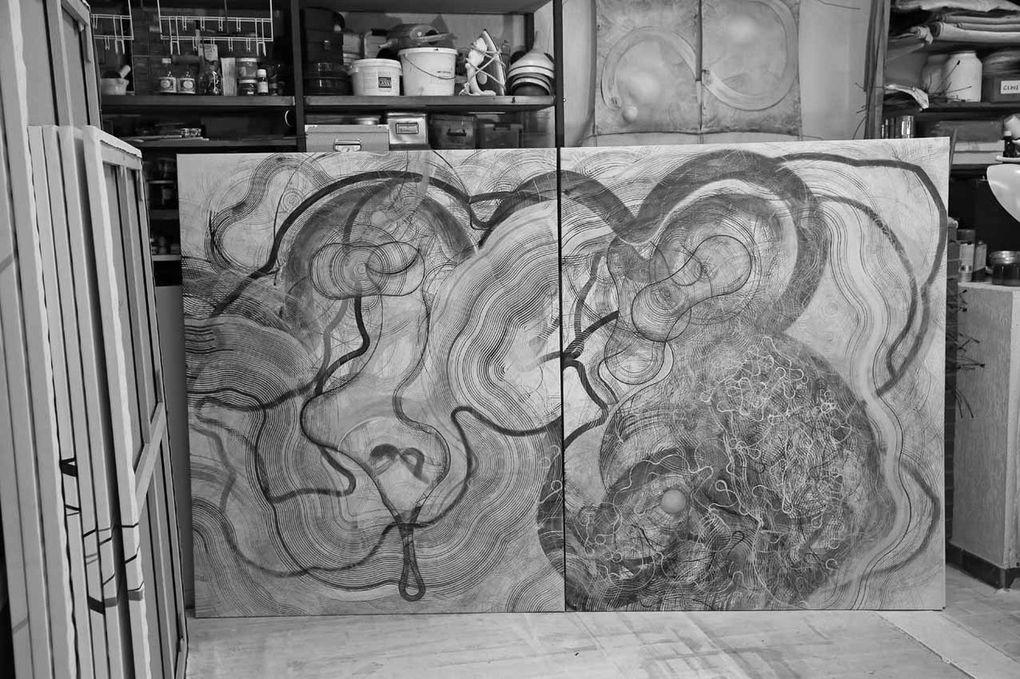 Atelier de Line Rochon