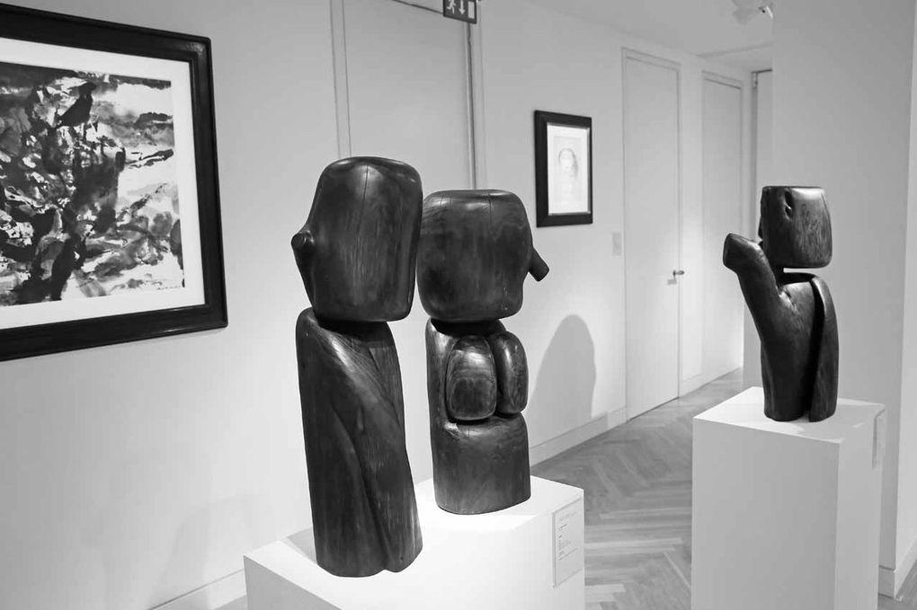 Wang Keping. Aktis Gallery. 2016
