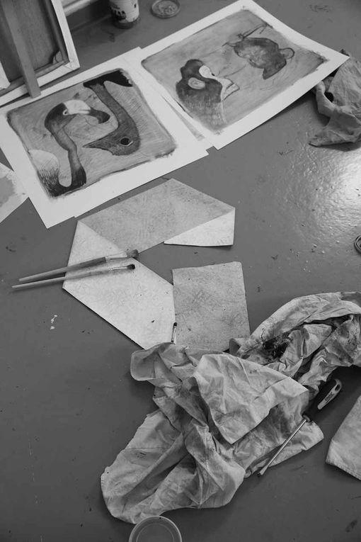 Atelier de Vincent Corpet
