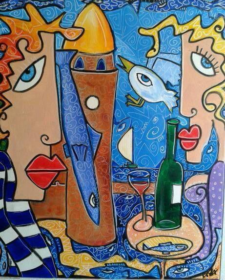 Le bonheur à Collioure, selon la plasticienne Caroline Cavalier
