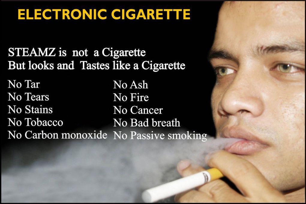 Advantages of E-Cigarettes