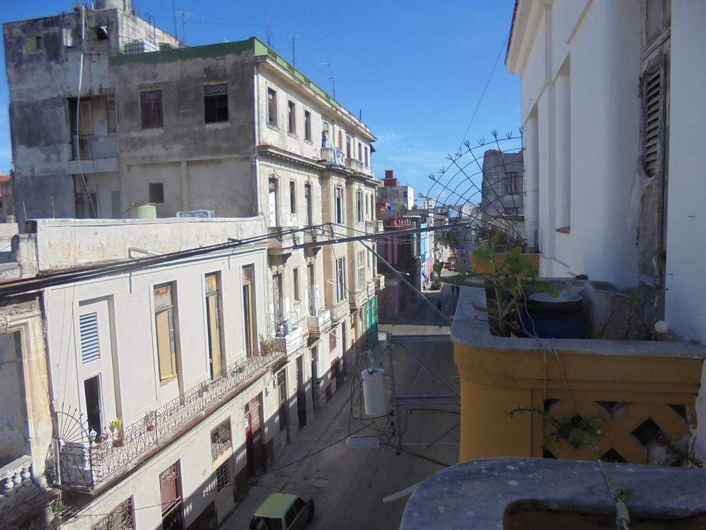 Cuba: Retrouvailles avec Monique à la Havane