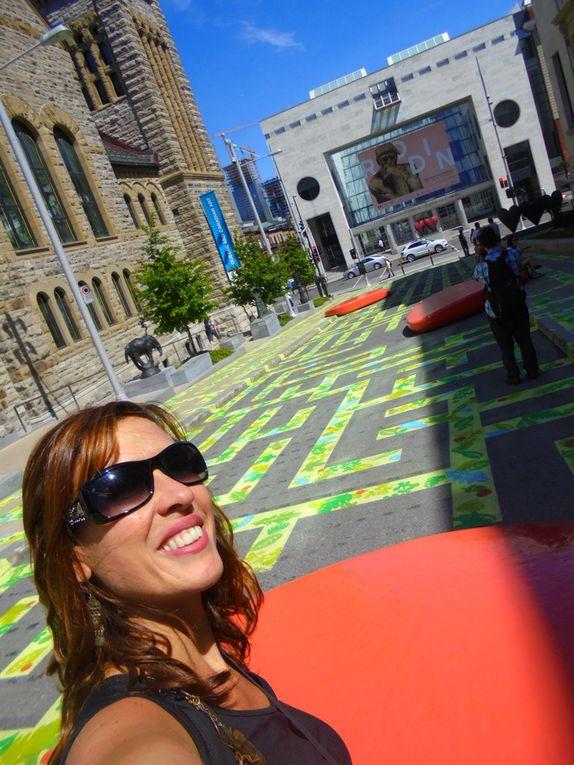 Canada : Une petite semaine à Montréal :)