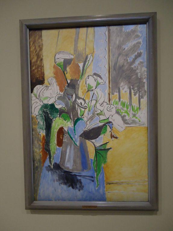 """""""Le Bouquet, Arums""""1912-1913 (Ermitage)"""
