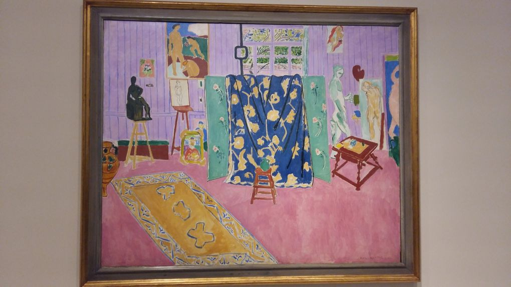 La collection CHTCHOUKINE - GAUGUIN PICASSO MATISSE