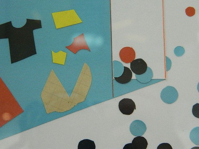 Exposition La ville en Pyjamarama, originaux de Frédérique Bertrand