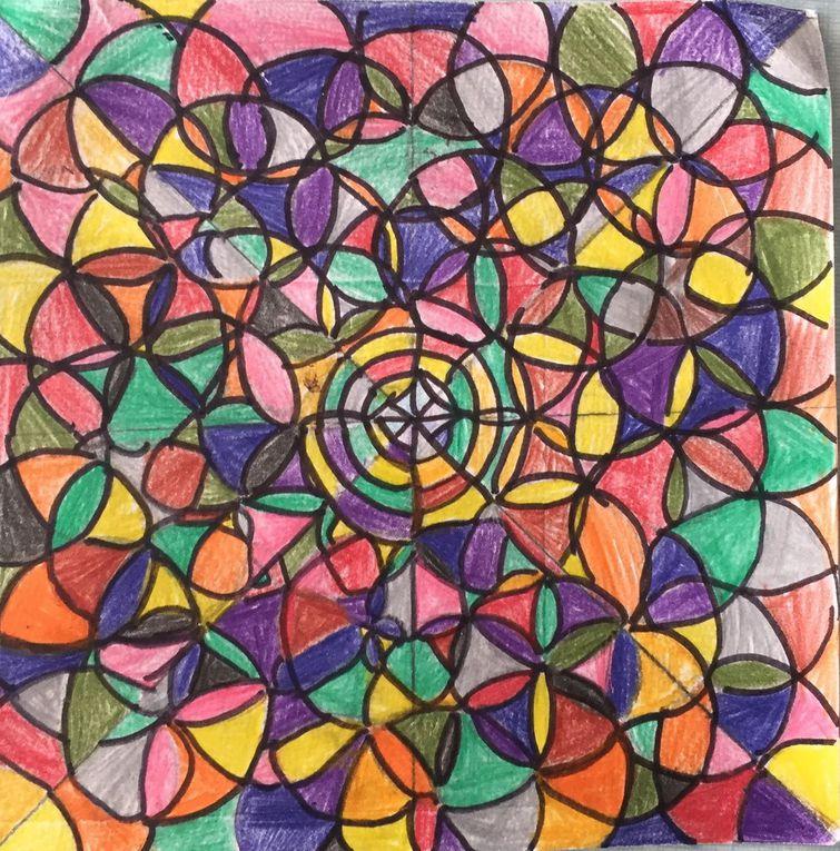 Arts-plastiques  - 4ème  - Patience