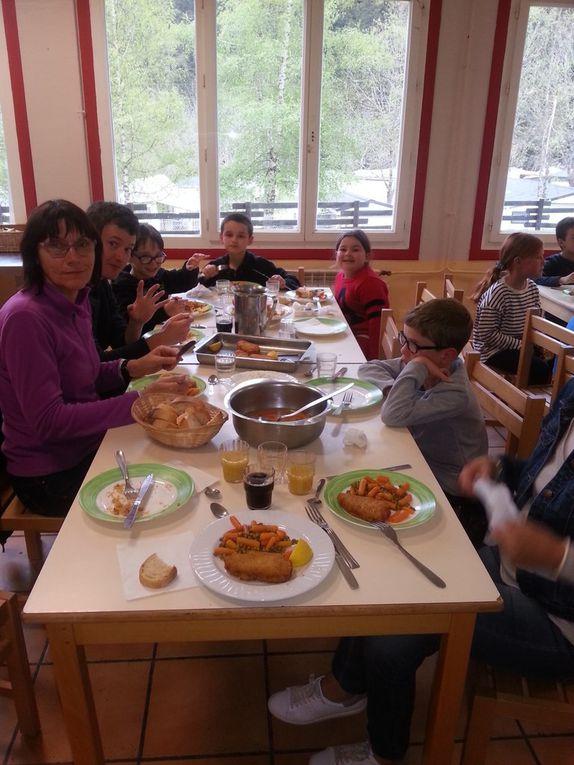 Séjour à Artigues-Campan - 2ème jour en images