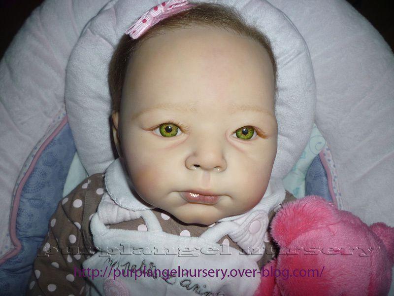 Un nouvel ange est né : Louanne (adoptée)