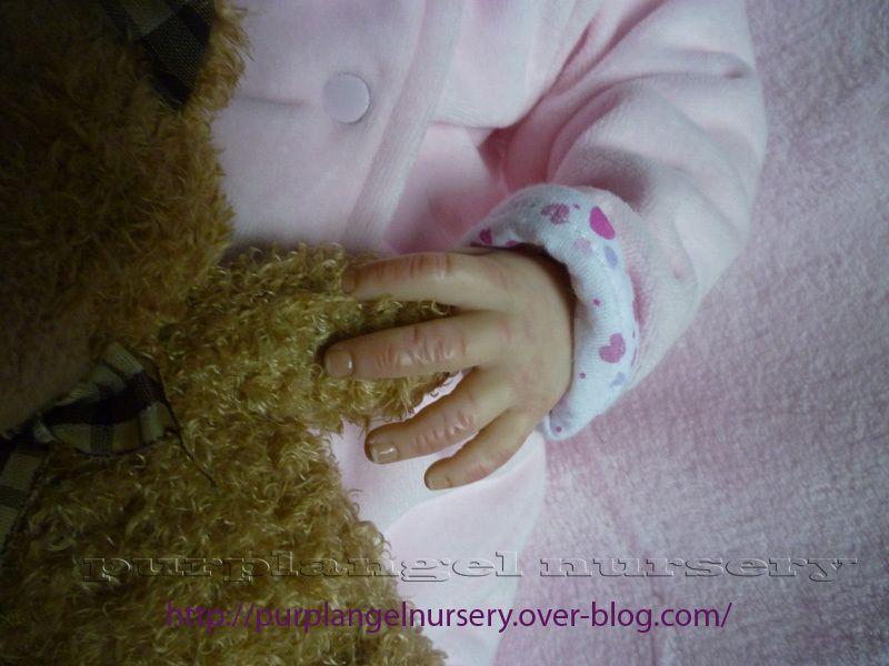 Un nouvel ange est né : Clara (adoptée)