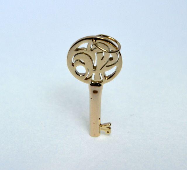 La clé n'est pas la solution mais le symbole pour la trouver.