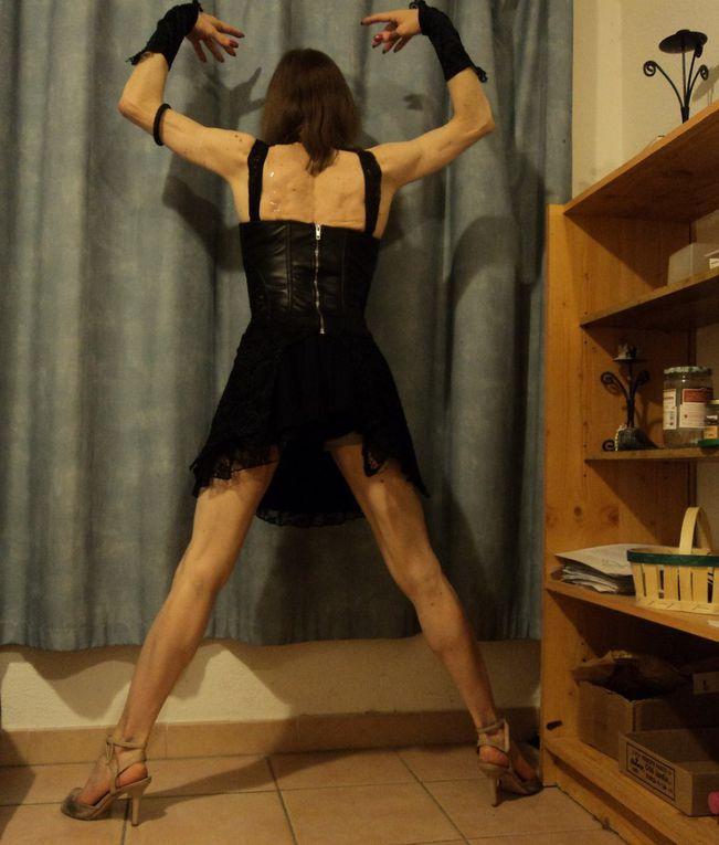 DIAPORAMA D'UNE DEMOISELLE ~ Gothique, vintage, bon chic et troisième genre, une loligay du Vaucluse
