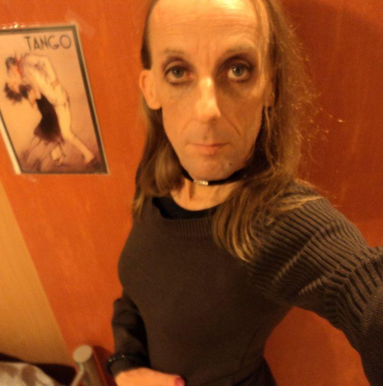 DIAPORAMA ROMAN PHOTOS ~ Belle et talentueuse lady du tango argentin en France, à coeur aimable, corps émouvant. Portrait d'une tanguera géniale