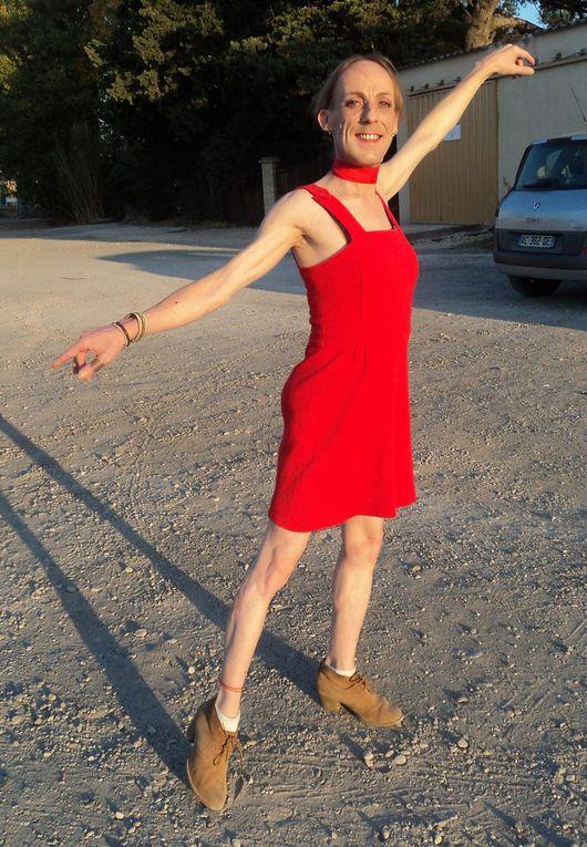 DIAPORAMA ROMAN PHOTOS ~ Mille et une nuits magiques dans la cité oubliée d'une ladyboy obaconesque et romantique