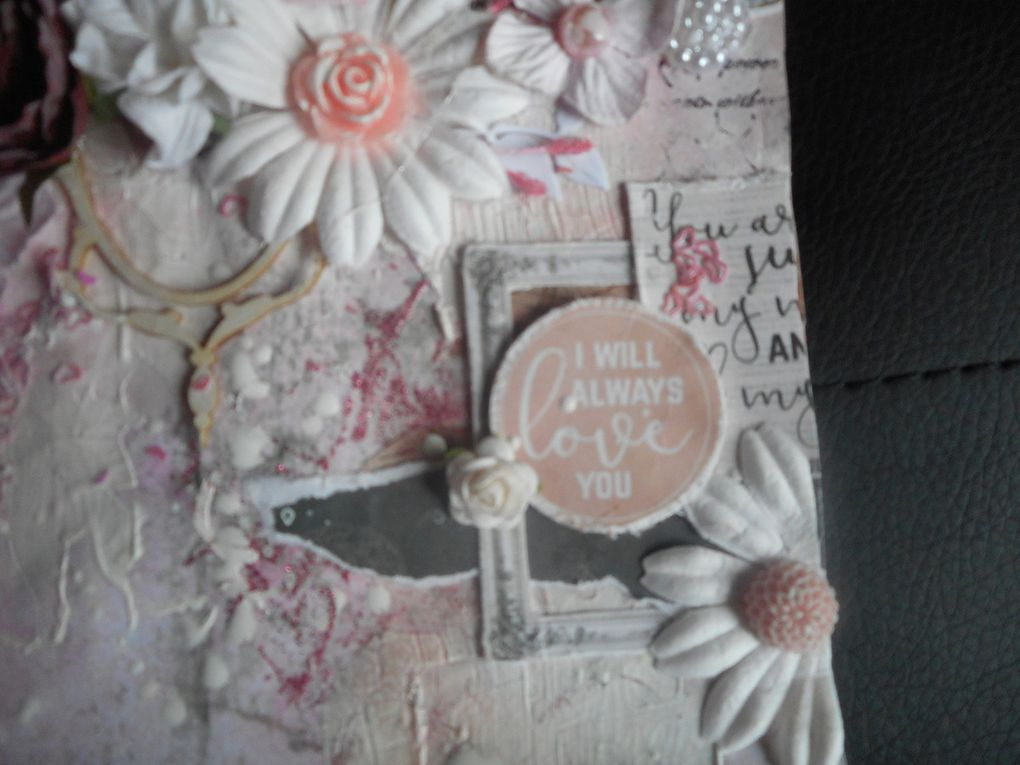 page shabby  collection kaiserkraft i love you