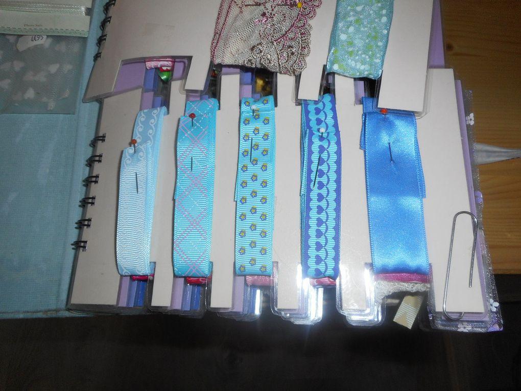 rangement ruban