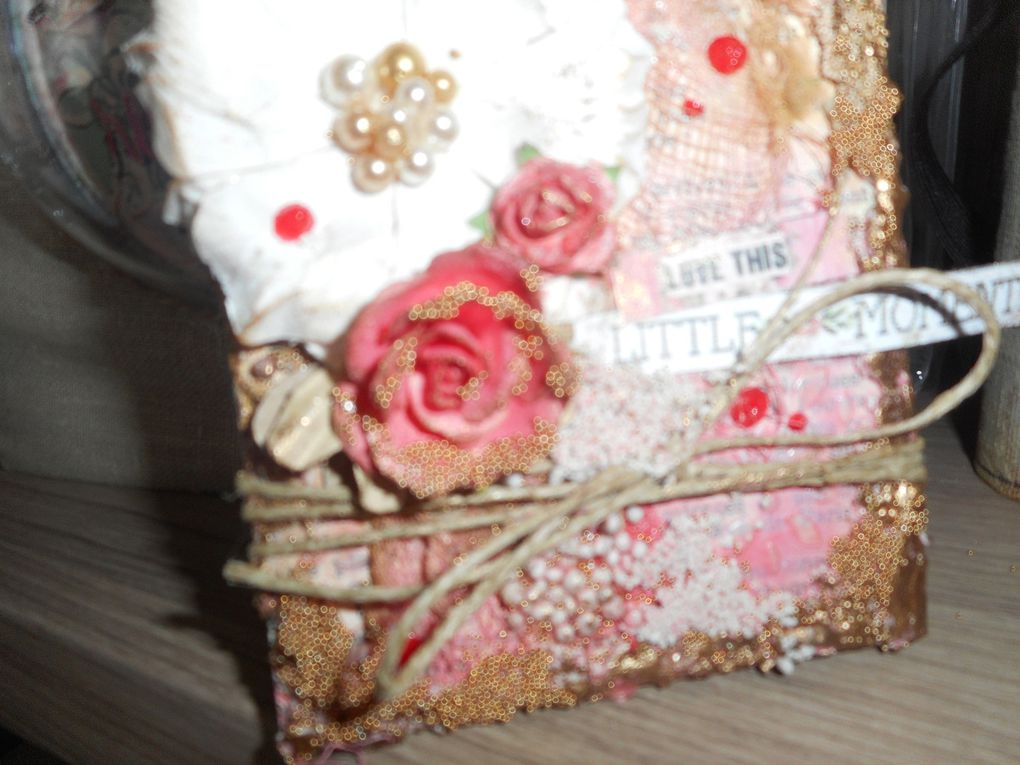 tag mixed media (attelier la bulle a scrap)